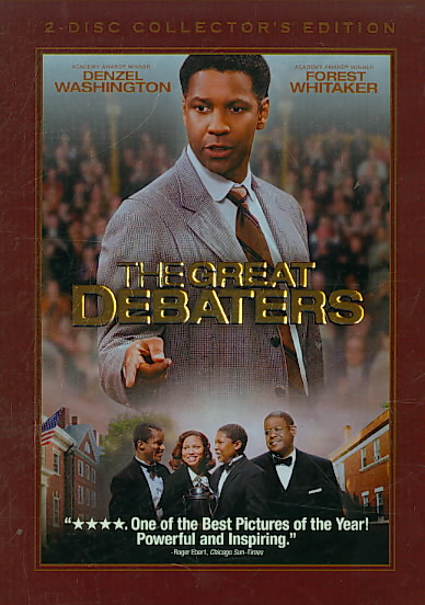GREAT DEBATERS SPECIAL COLLECTOR'S BY WASHINGTON,DENZEL (DVD)