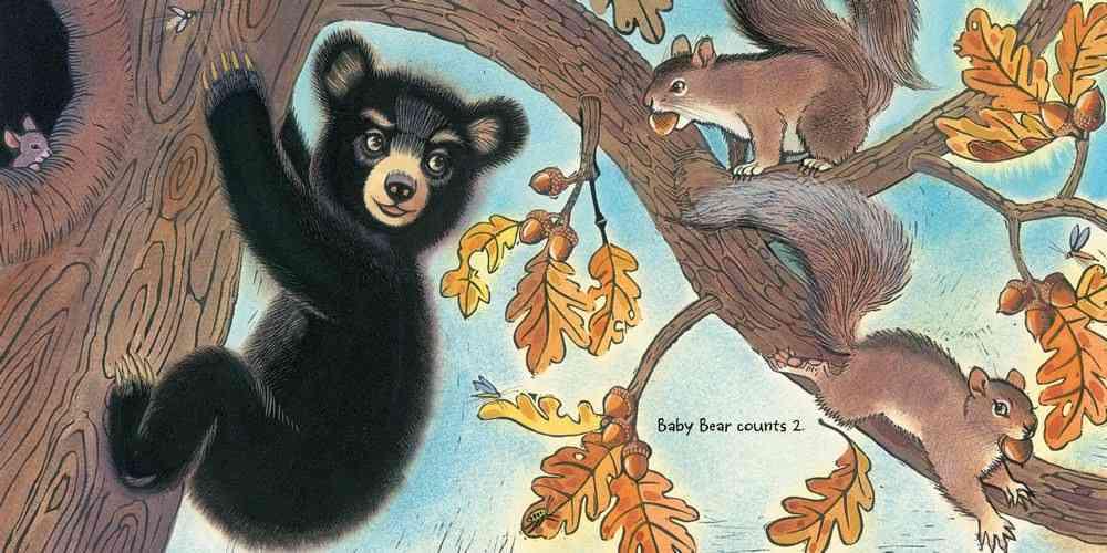 Baby Bear Counts One By Wolff, Ashley/ Wolff, Ashley (ILT)